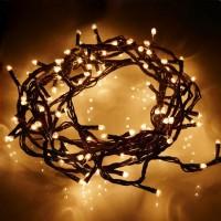 200 Led lempučių Kaledinės girliandos 16m
