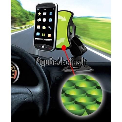 Mobiliojo telefono laikiklis automobiliui